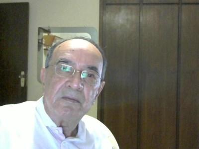Giba, 64 anos, site de encontros