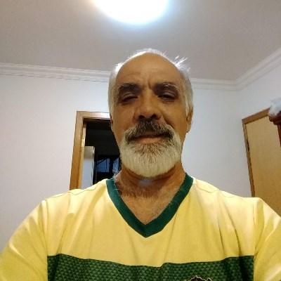 Júlio, 63 anos, site de relacionamento