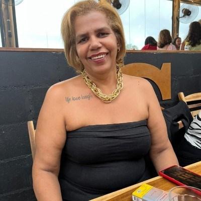 Mulata gordinha, 47 anos, lesbica