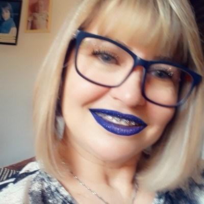 Eleuza, 53 anos, dia dos namorados