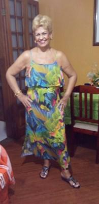Dina Mattos, 61 anos, site de relacionamento gratuito